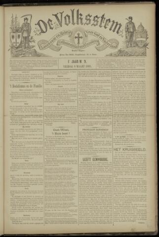 De Volksstem 1895-03-08