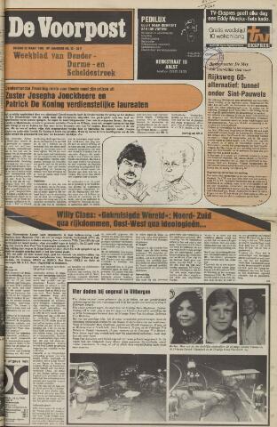 De Voorpost 1985-03-22