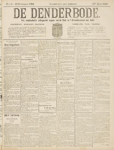 De Denderbode 1901-02-24