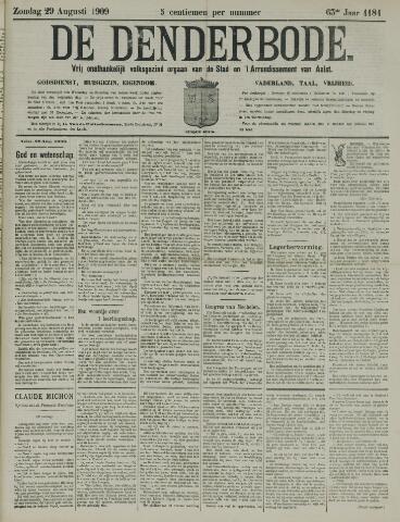 De Denderbode 1909-08-29