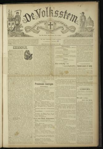 De Volksstem 1900-06-09