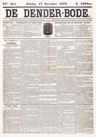 De Denderbode 1878-11-17