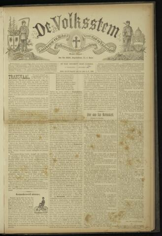 De Volksstem 1900-08-25