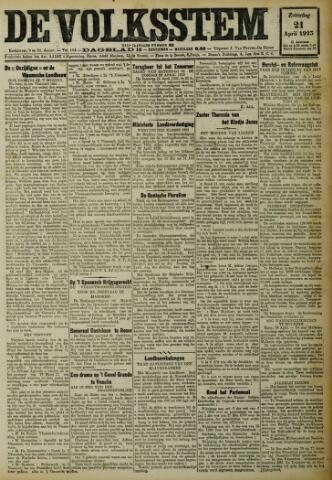 De Volksstem 1923-04-21