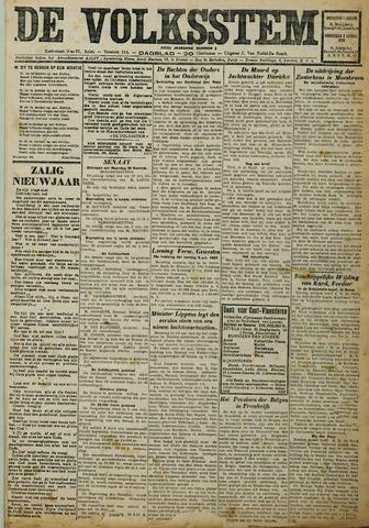De Volksstem 1930-01-01