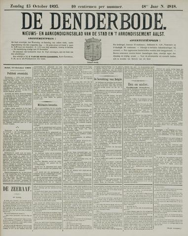 De Denderbode 1893-10-15