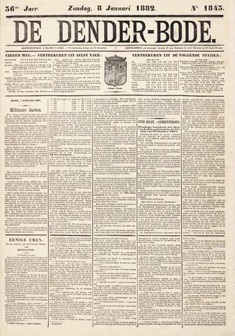 De Denderbode 1882-01-08