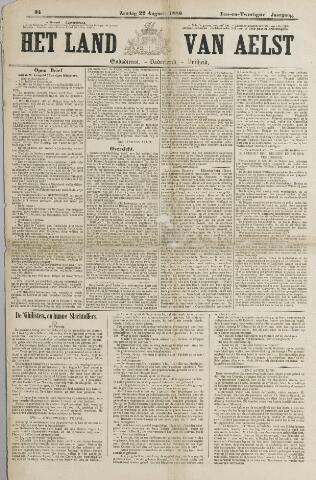 Het Land van Aelst 1880-08-22