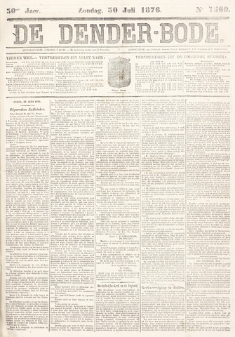 De Denderbode 1876-07-30