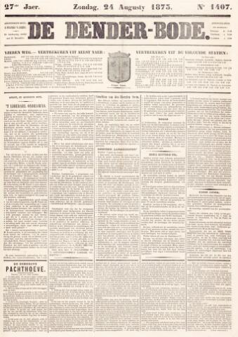 De Denderbode 1873-08-24