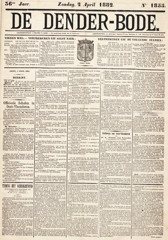 De Denderbode 1882-04-02