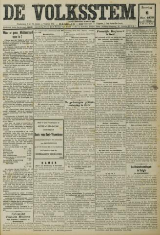 De Volksstem 1930-12-06