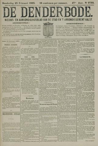 De Denderbode 1893-02-23