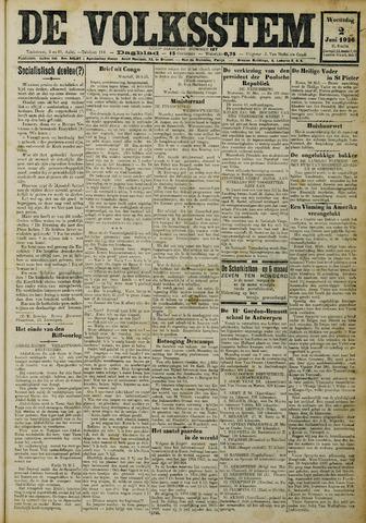 De Volksstem 1926-06-02