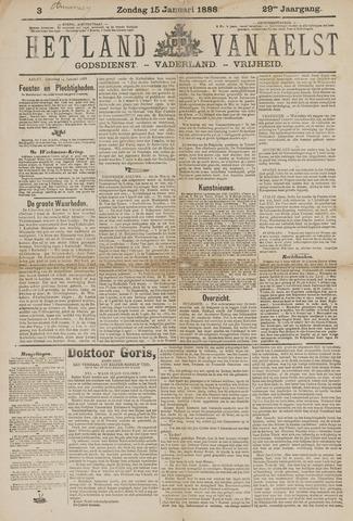 Het Land van Aelst 1888-01-15