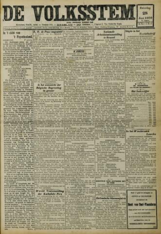 De Volksstem 1930-06-28