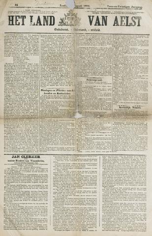 Het Land van Aelst 1881-08-21