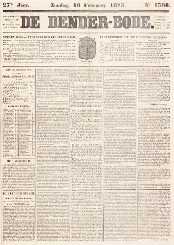 De Denderbode 1873-02-16
