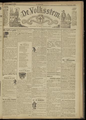 De Volksstem 1907-09-07