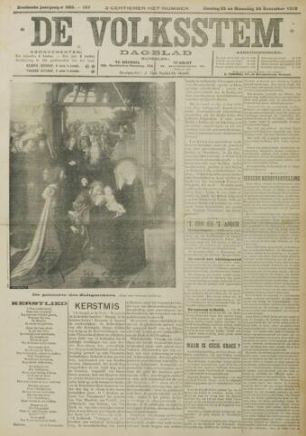 De Volksstem 1910-12-25