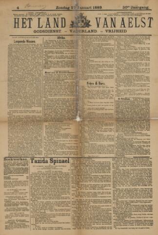 Het Land van Aelst 1889-01-27