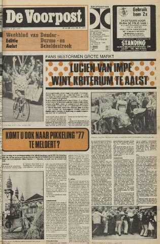 De Voorpost 1977-07-29