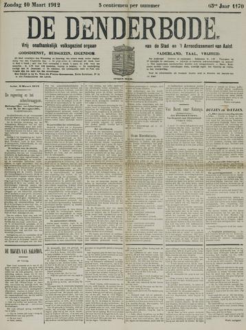 De Denderbode 1912-03-10