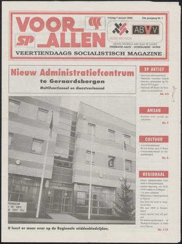 Voor Allen 2000