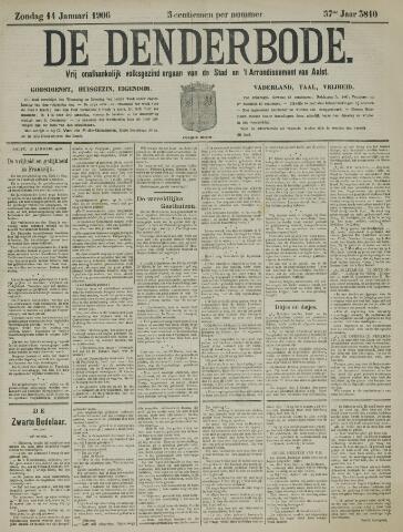 De Denderbode 1906-01-14