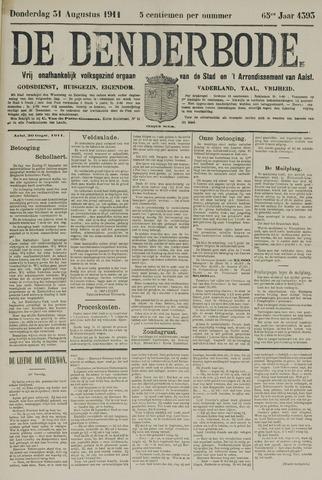 De Denderbode 1911-08-31