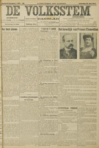De Volksstem 1910-06-25