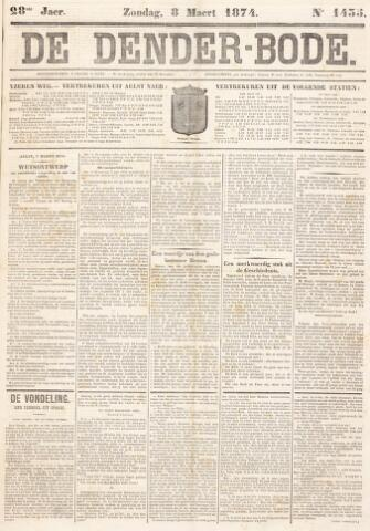 De Denderbode 1874-03-08