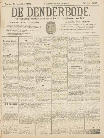 De Denderbode 1901-12-29