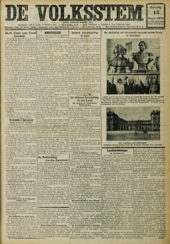 De Volksstem 1932-08-13