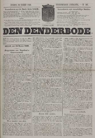 De Denderbode 1860-03-11