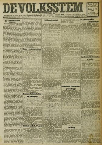 De Volksstem 1923-07-23
