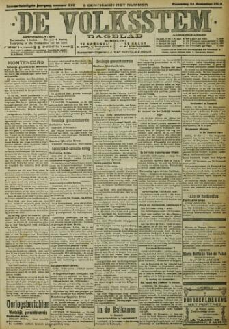 De Volksstem 1915-11-24