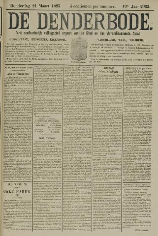 De Denderbode 1895-03-21