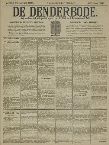 De Denderbode 1896-08-16