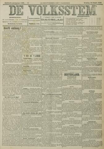 De Volksstem 1910-08-19