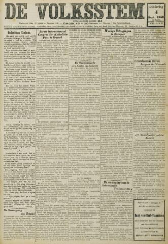 De Volksstem 1930-09-04