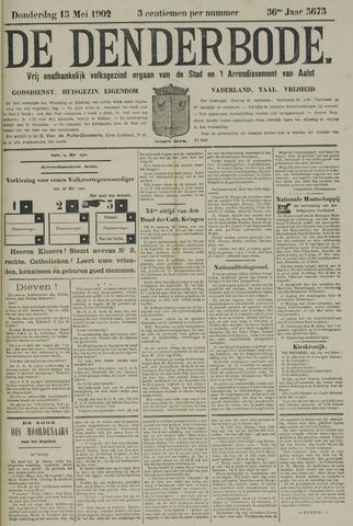 De Denderbode 1902-05-15