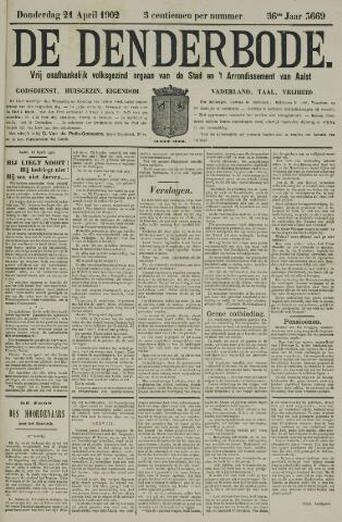 De Denderbode 1902-04-24