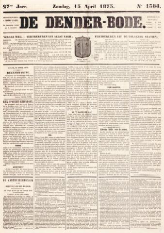 De Denderbode 1873-04-13
