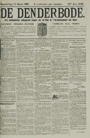 De Denderbode 1909-03-25
