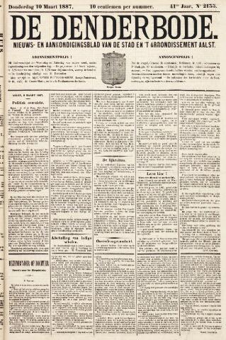 De Denderbode 1887-03-10