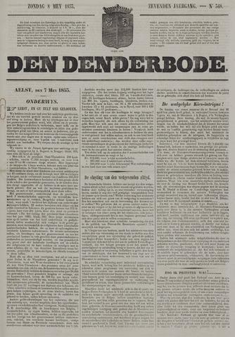 De Denderbode 1853-05-08