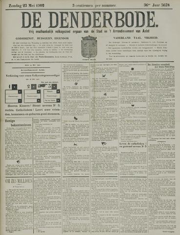 De Denderbode 1902-05-25