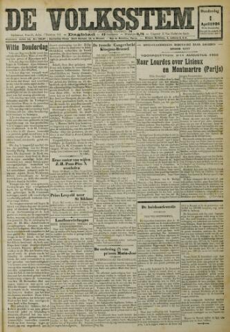 De Volksstem 1926-04-01