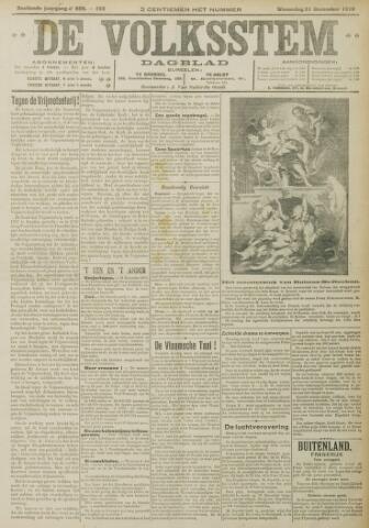 De Volksstem 1910-12-21